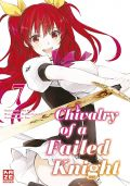Manga: Chivalry of a Failed Knight  7
