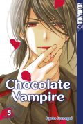 Manga: Chocolate Vampire  5
