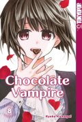 Manga: Chocolate Vampire  8