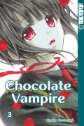 Manga: Chocolate Vampire  3