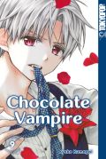 Manga: Chocolate Vampire  9