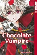 Manga: Chocolate Vampire 11
