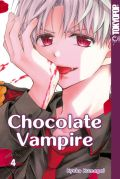 Manga: Chocolate Vampire  4