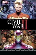 Heft: Civil War II Megaband