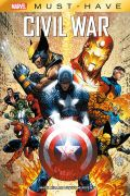 Heft: Civil War [Marvel Must-Have HC]