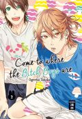 Manga: Come to where the Bitch Boys are  2 [Limited Edt.]