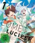 DVD: Comet Lucifer  1 [Blu-Ray]