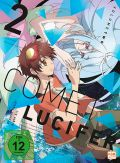 DVD: Comet Lucifer  2