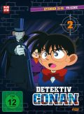 DVD: Detektiv Conan - Die TV-Serie Box  2
