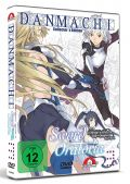 DVD: DanMachi – Sword Oratoria  3 [Collector's Edt.]