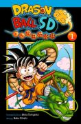 Manga: Dragon Ball SD  1