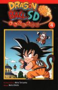 Manga: Dragon Ball SD  4
