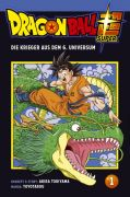 Manga: Dragon Ball Super  1