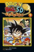 Manga: Dragon Ball SD  3