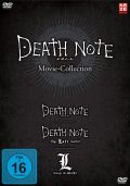 DVD: Death Note Movie-Collection