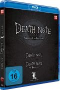DVD: Death Note Movie-Collection [Blu-Ray]
