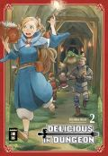 Manga: Delicious in Dungeon  2