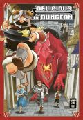 Manga: Delicious in Dungeon  4