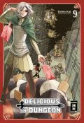 Manga: Delicious in Dungeon  9