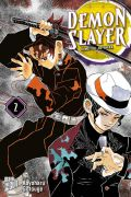 Manga: Demon Slayer  2