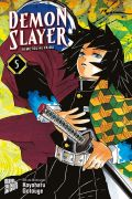 Manga: Demon Slayer  5