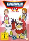 DVD: Digimon Adventures  - 2. Staffel 2