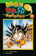 Manga: Dragon Ball SD  2