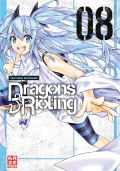 Manga: Dragons Rioting  8