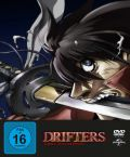 DVD: Drifters - Battle in a Brand-new World War [Collector's Edt.]