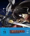 DVD: Drifters - Battle in a Brand-new World War [Collector's Edt.] [Blu-Ray]