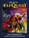 Artbook: The Art of ElfQuest (engl.)