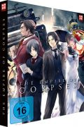 DVD: The Empire of Corpses [Project Itoh Trilogie 1] [Steelbook Edt.]