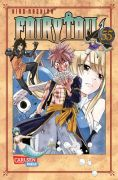 Manga: Fairy Tail 55