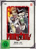 DVD: Fairy Tail - TV-Serie Box 10