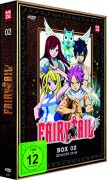 DVD: Fairy Tail - TV-Serie Box  2