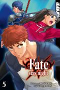 Manga: Fate/stay night  5