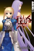 Manga: Fate/stay night  3