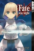 Manga: Fate/stay night  1 [Shonen Attack!]