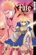 Manga: Fate/stay night 10
