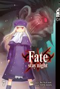 Manga: Fate/stay night  7