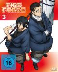 DVD: Fire Force  3 [Blu-Ray]