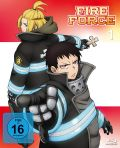 DVD: Fire Force  1 [Blu-Ray]