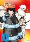 DVD: Fire Force  4