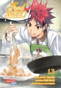 Manga: Food Wars - Shokugeki no Soma  13