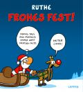 Comic: Frohes Fest!