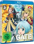 DVD: Gate  3 [Blu-Ray]