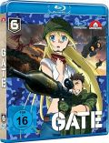 DVD: Gate  6 [Blu-Ray]