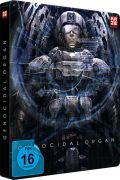 DVD: Genocidal Organ [Project Itoh Trilogie 3] [Steelbook Edt.]