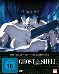 DVD: Ghost in the Shell - Movie [Steelbook Lim. Edt.]