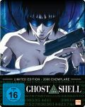DVD: Ghost in the Shell - Movie [Steelbook Lim. Edt.] [Blu-Ray]